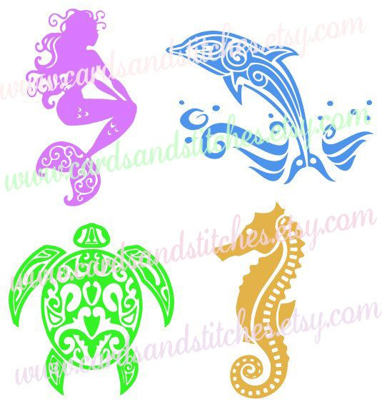 Sea Life svg #12, Download drawings