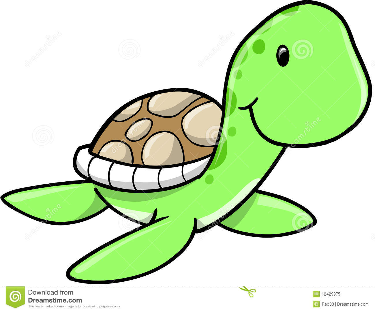 Sea Turtle clipart #3, Download drawings