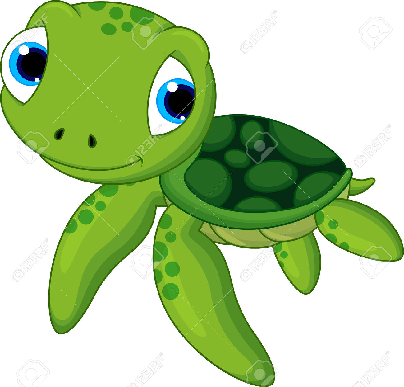 Turtle clipart #15, Download drawings