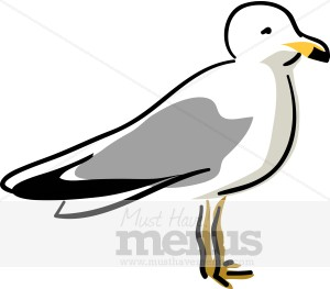 Seagull clipart #4, Download drawings
