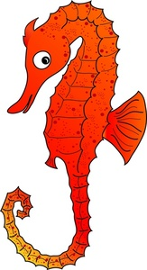 Seahorse clipart #6, Download drawings