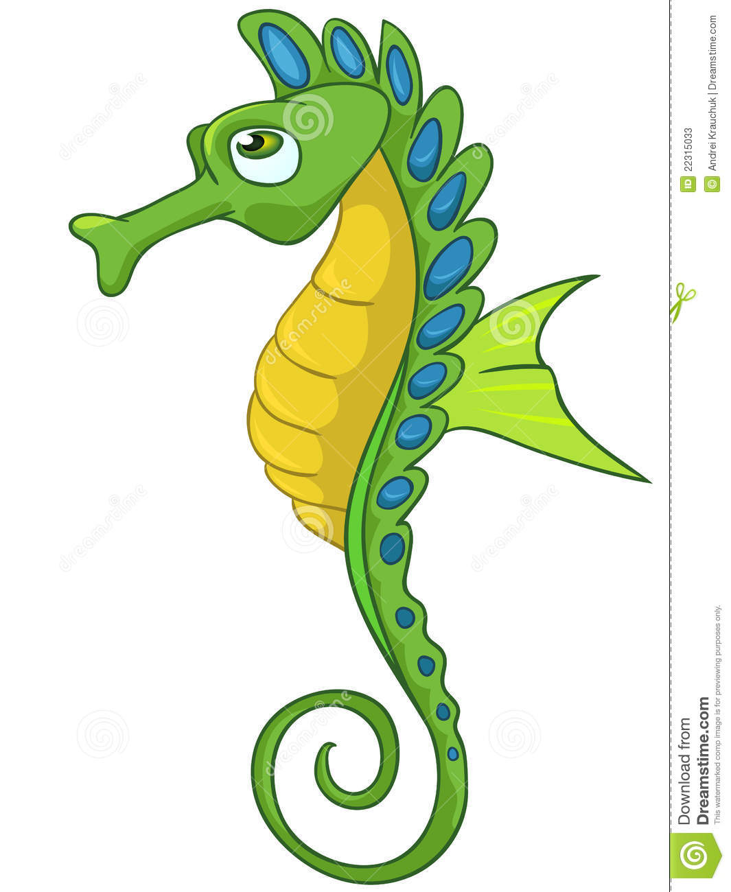 Seahorse clipart #11, Download drawings