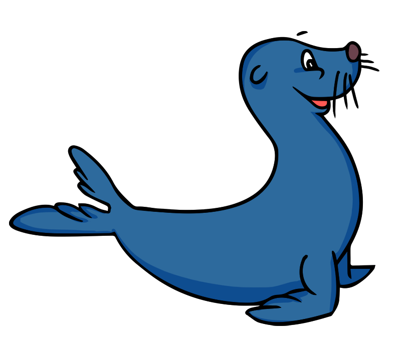 Seal clipart #14, Download drawings