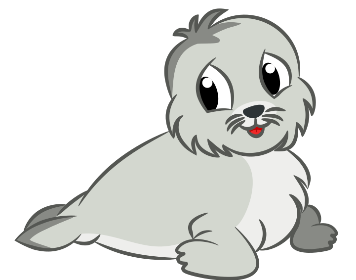 Seal clipart #13, Download drawings