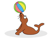 Seal clipart #4, Download drawings