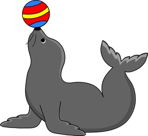 Seal clipart #16, Download drawings