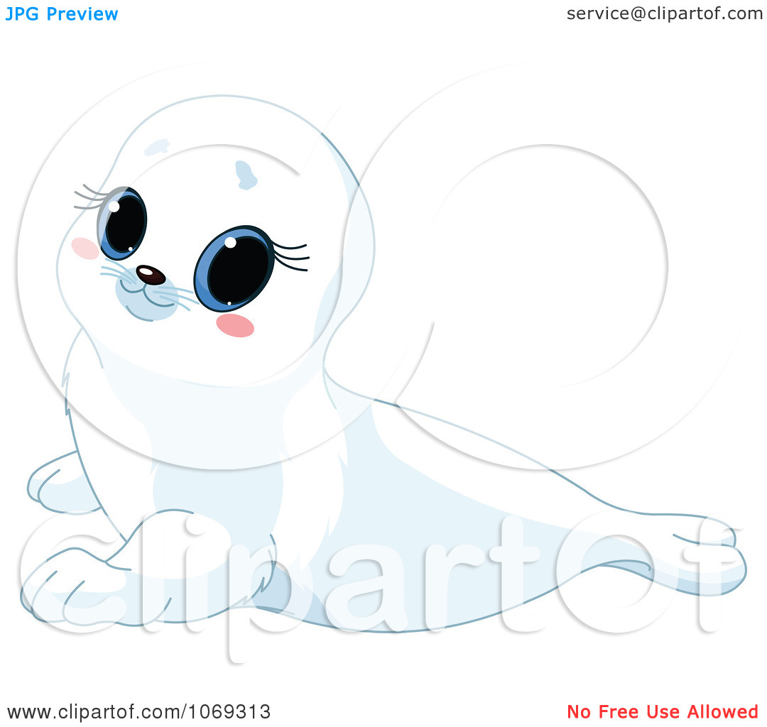 Seal clipart #1, Download drawings