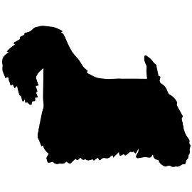 Sealyham Terrier clipart #4, Download drawings