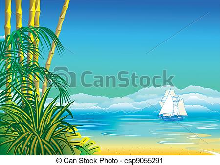 Seascape clipart #11, Download drawings