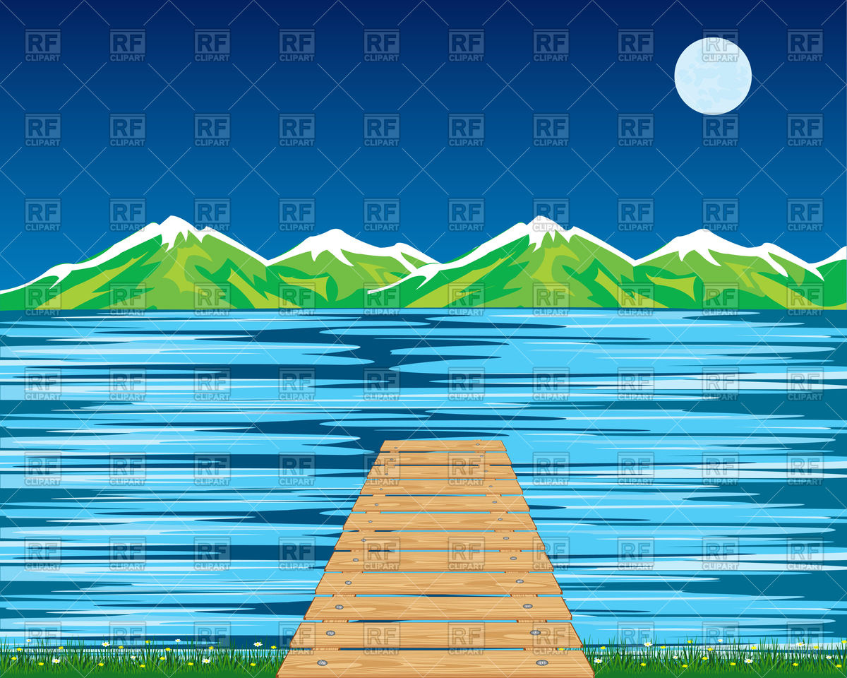 Seascape clipart #2, Download drawings