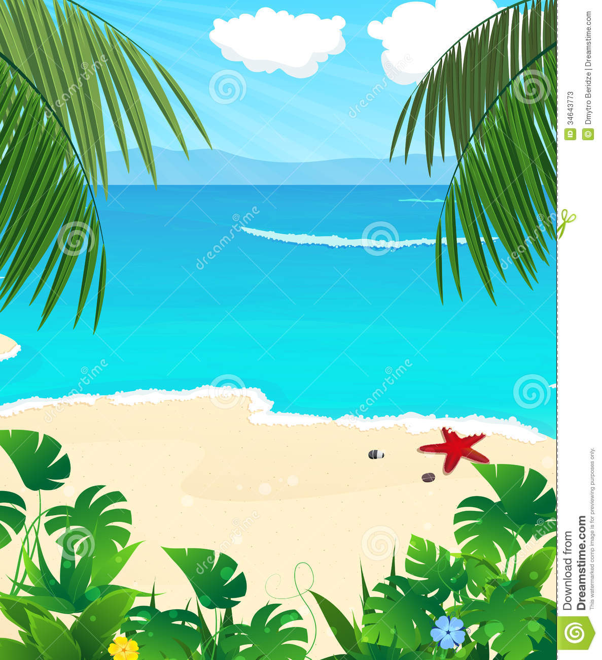 Seascape clipart #8, Download drawings