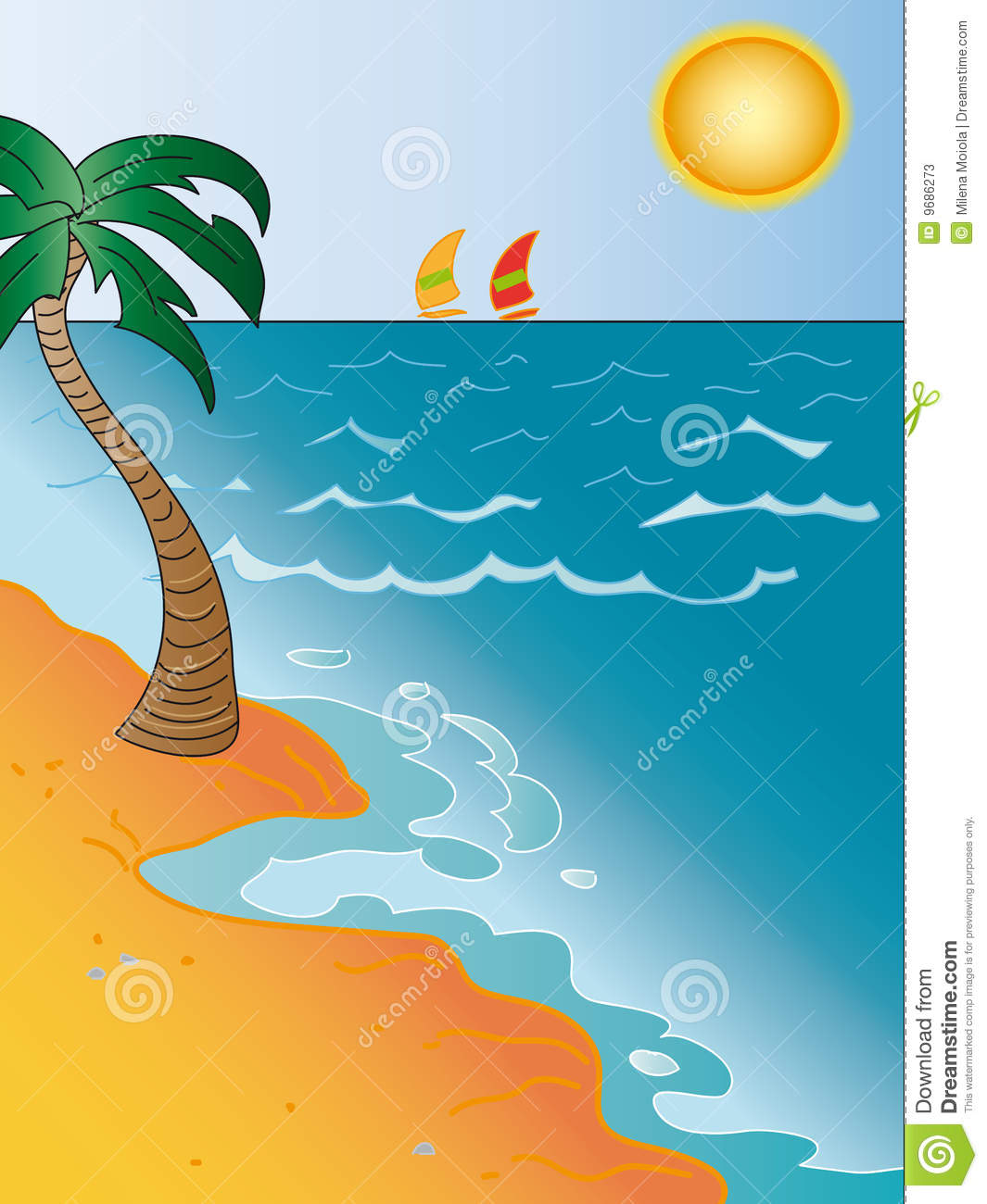Seascape clipart #20, Download drawings