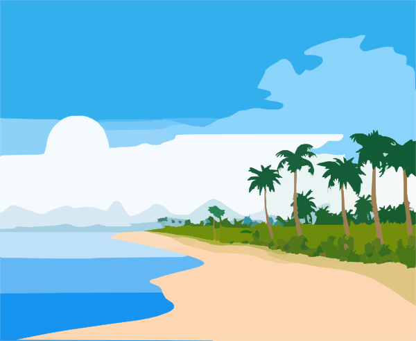 Seashore clipart #20, Download drawings