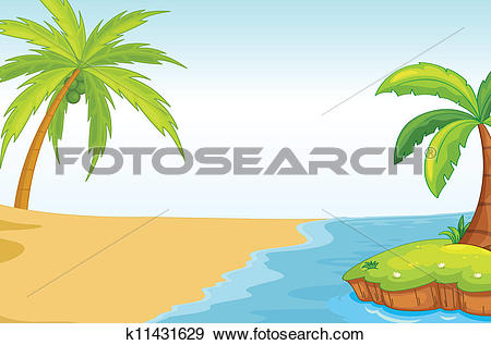 Seashore clipart #4, Download drawings