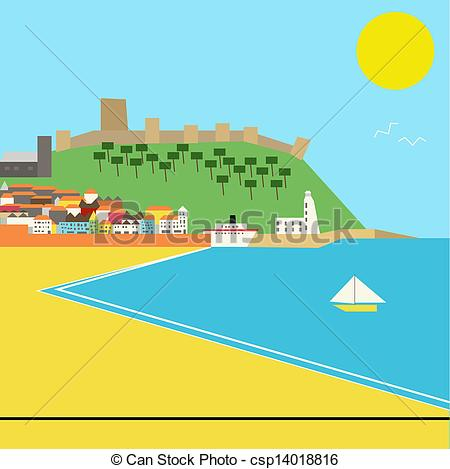 Seaside clipart #6, Download drawings