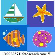 Seaside clipart #9, Download drawings