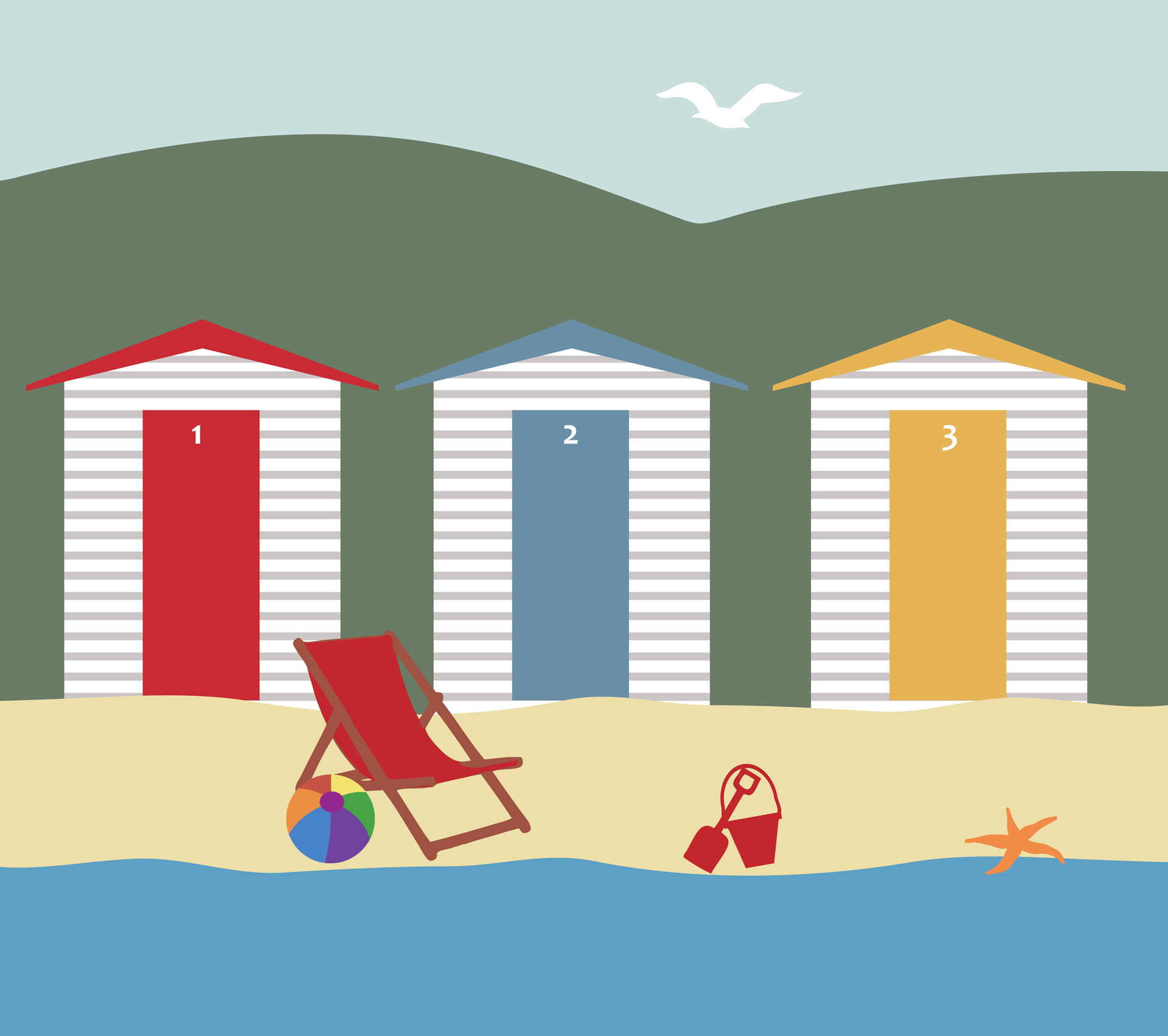 Seaside clipart #9, Download drawings