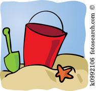 Seaside clipart #1, Download drawings