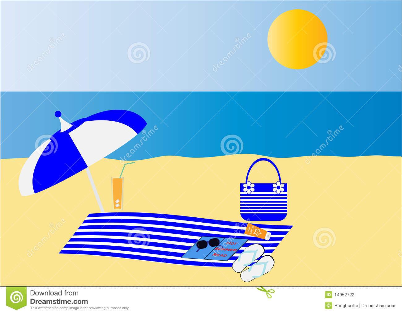 Seaside clipart #2, Download drawings