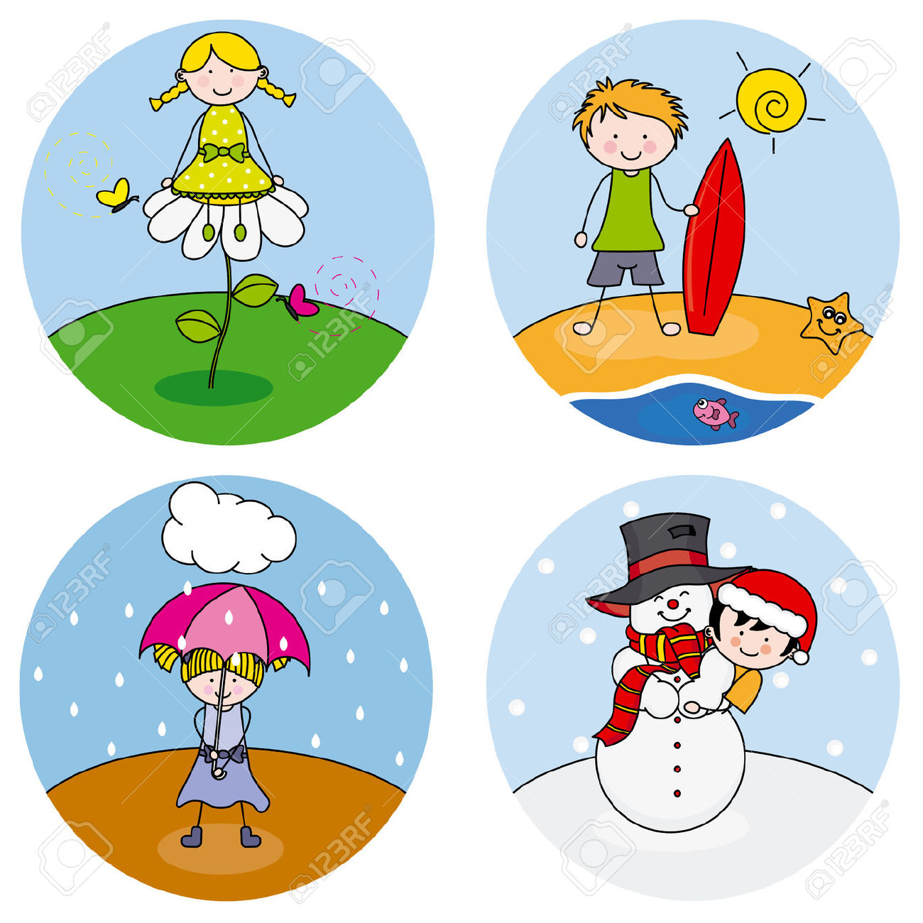 Season clipart #5, Download drawings
