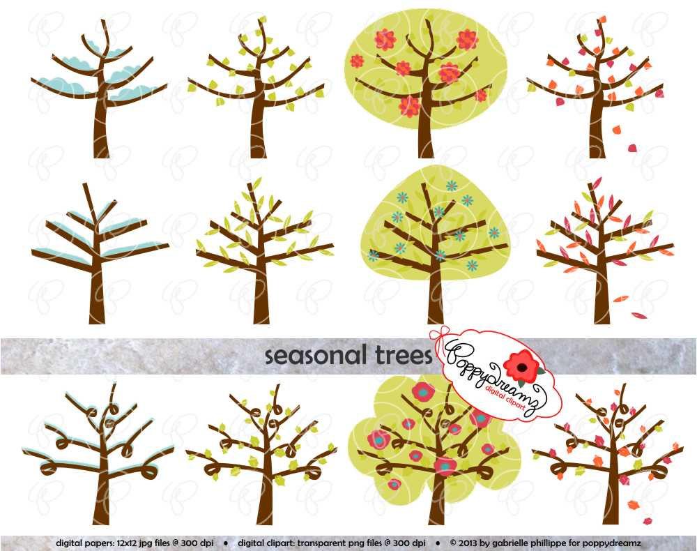 Seasonal clipart #4, Download drawings