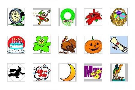 Seasonal clipart #20, Download drawings