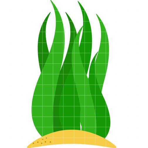 Seaweed clipart #8, Download drawings