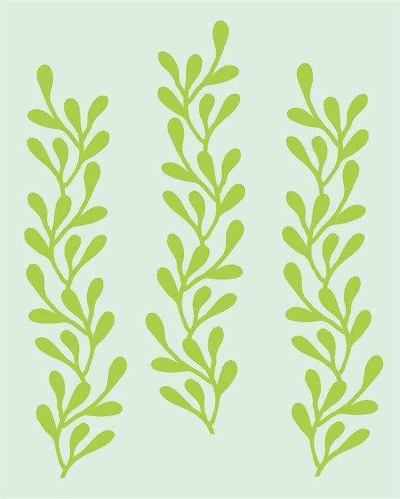 Seaweed svg #713, Download drawings