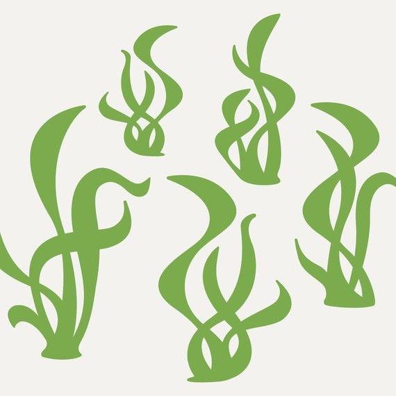 Seaweed svg #363, Download drawings