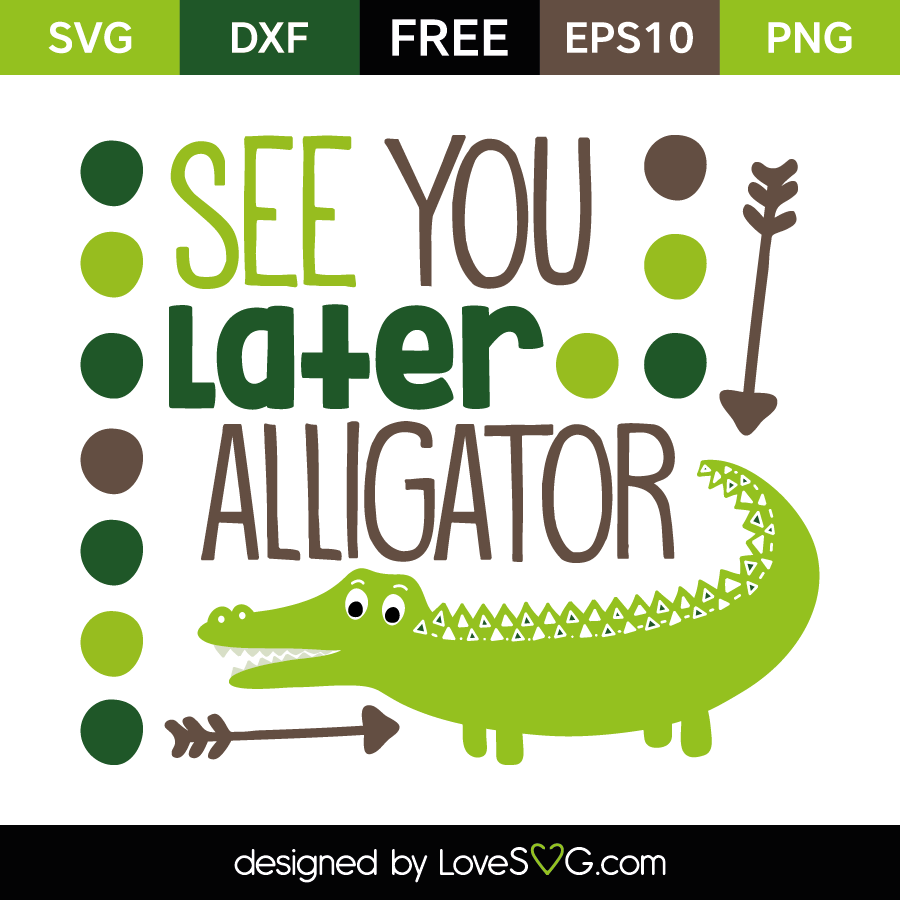 Alligator svg #169, Download drawings