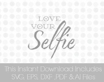 Selfie svg #2, Download drawings