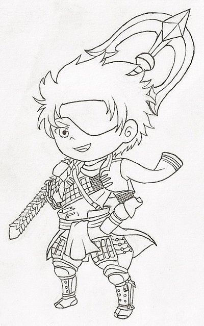 Sengoku Basara coloring #8, Download drawings