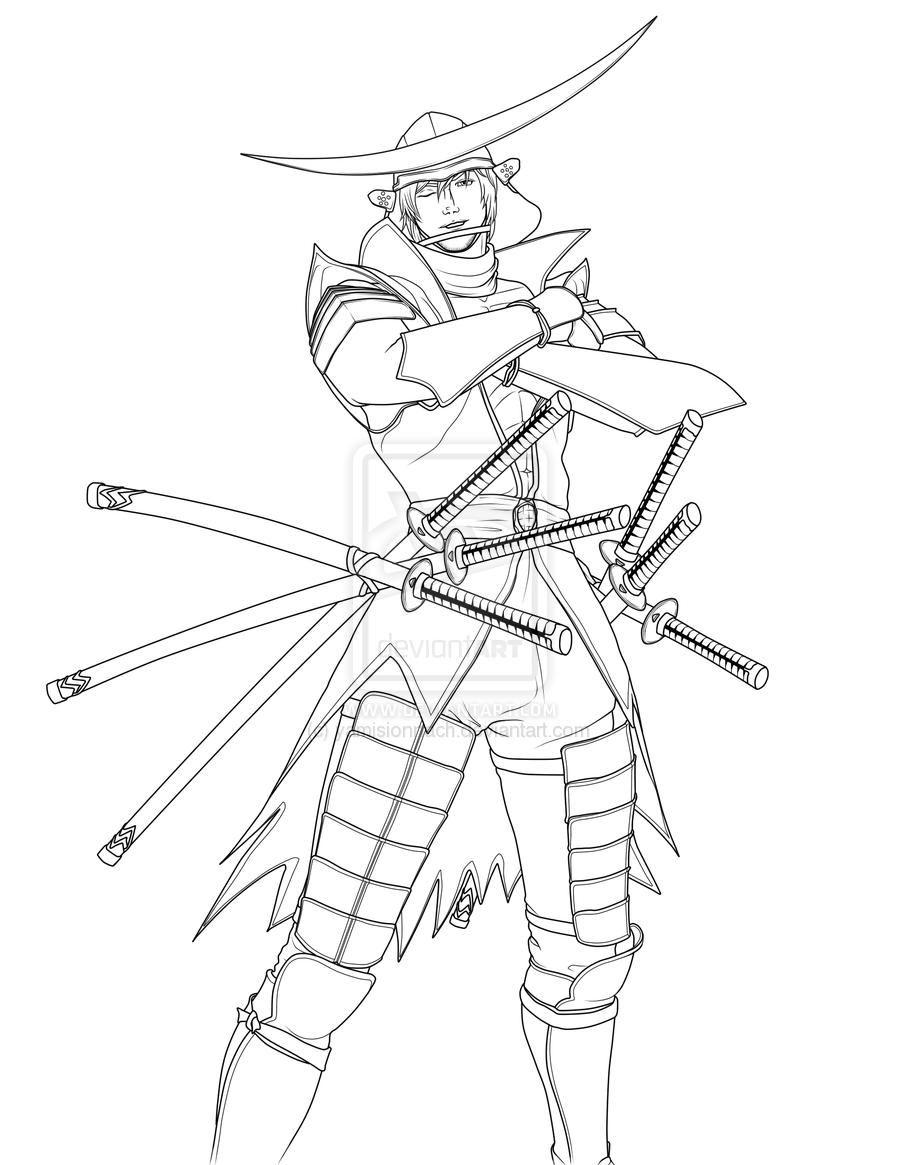 Sengoku Basara coloring #5, Download drawings