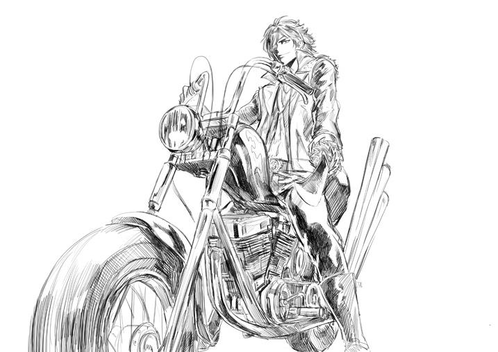 Sengoku Basara coloring #6, Download drawings