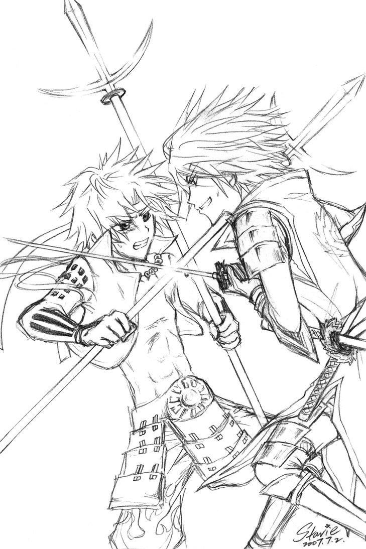 Sengoku Basara coloring #11, Download drawings