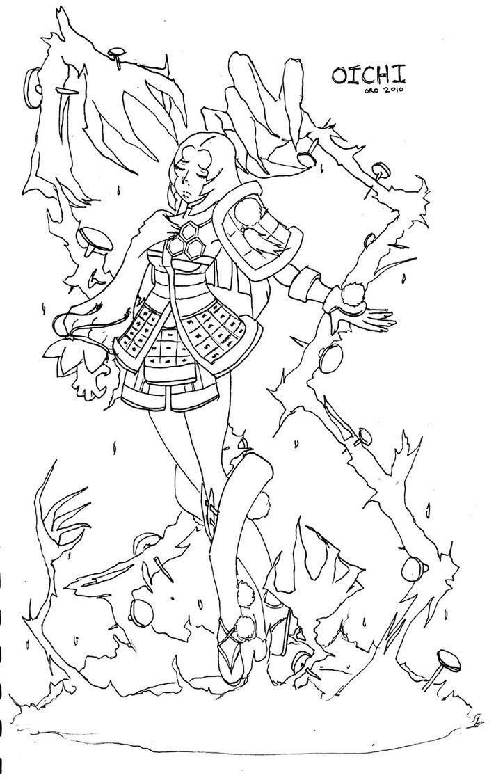 Sengoku Basara coloring #10, Download drawings