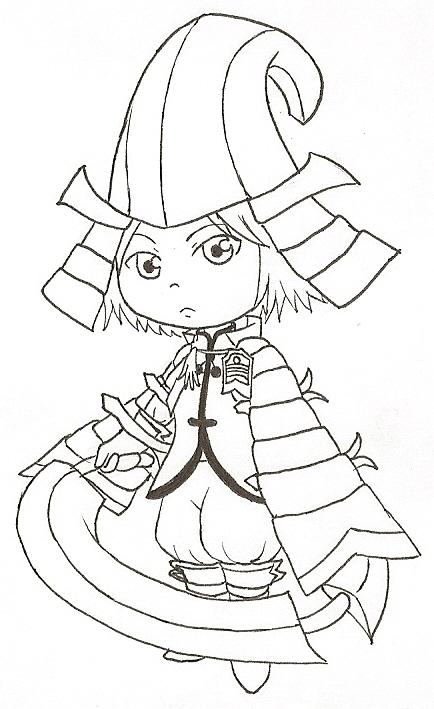 Sengoku Basara coloring #12, Download drawings
