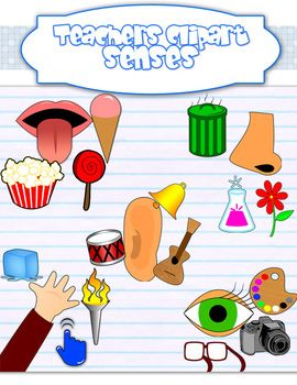 Senses clipart #1, Download drawings