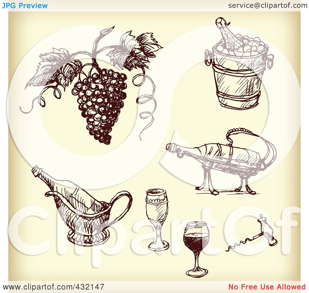 Sepia clipart #8, Download drawings