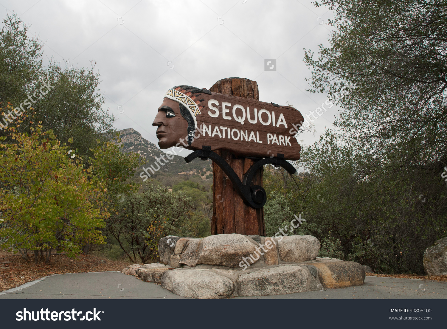 Sequoia National Park clipart #7, Download drawings