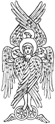 Seraphim coloring #11, Download drawings