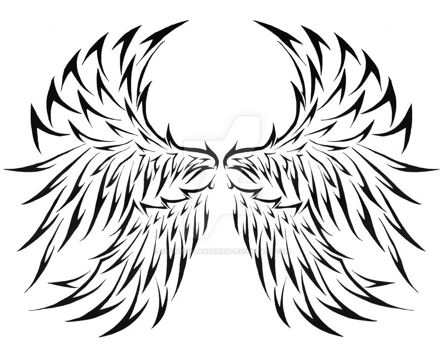 Seraphim coloring #4, Download drawings