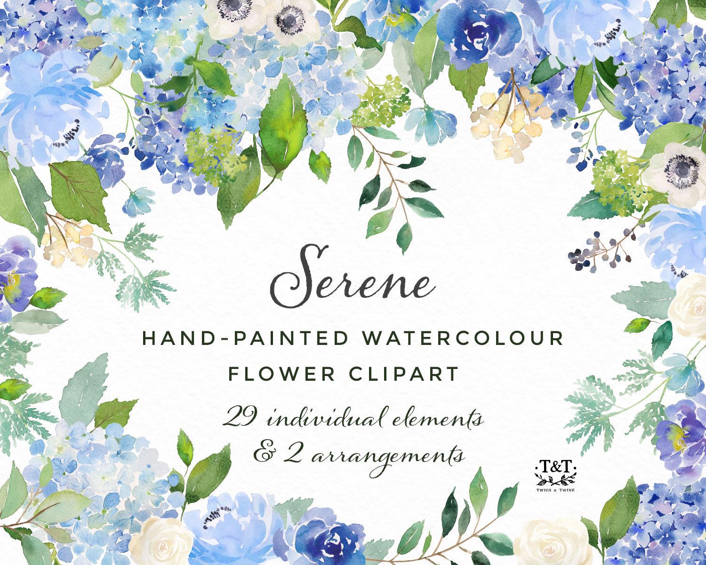 Serene clipart #2, Download drawings