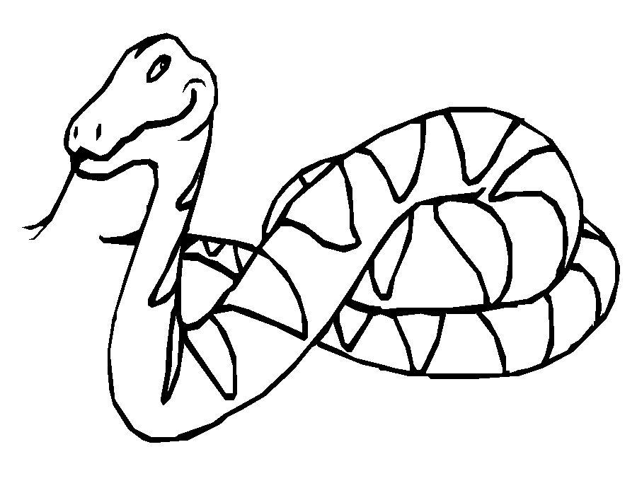 Serpent coloring #10, Download drawings