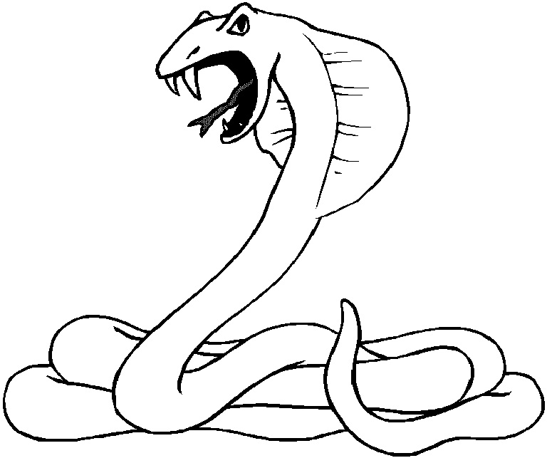 Serpent coloring #18, Download drawings