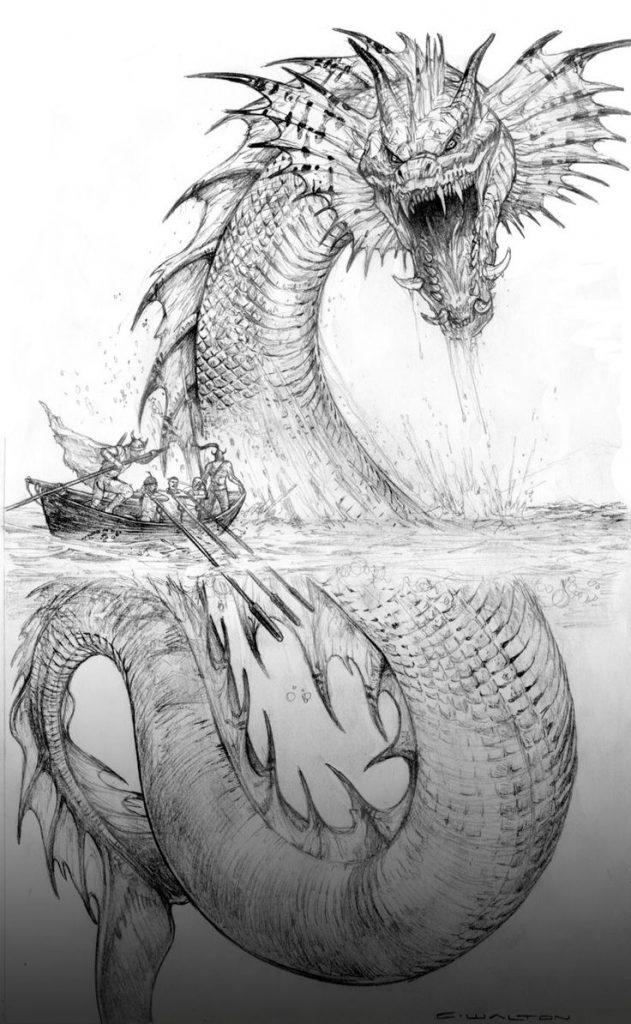 Serpent coloring #6, Download drawings