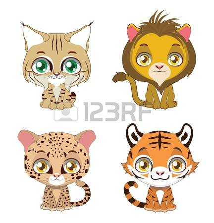 Serval clipart #15, Download drawings