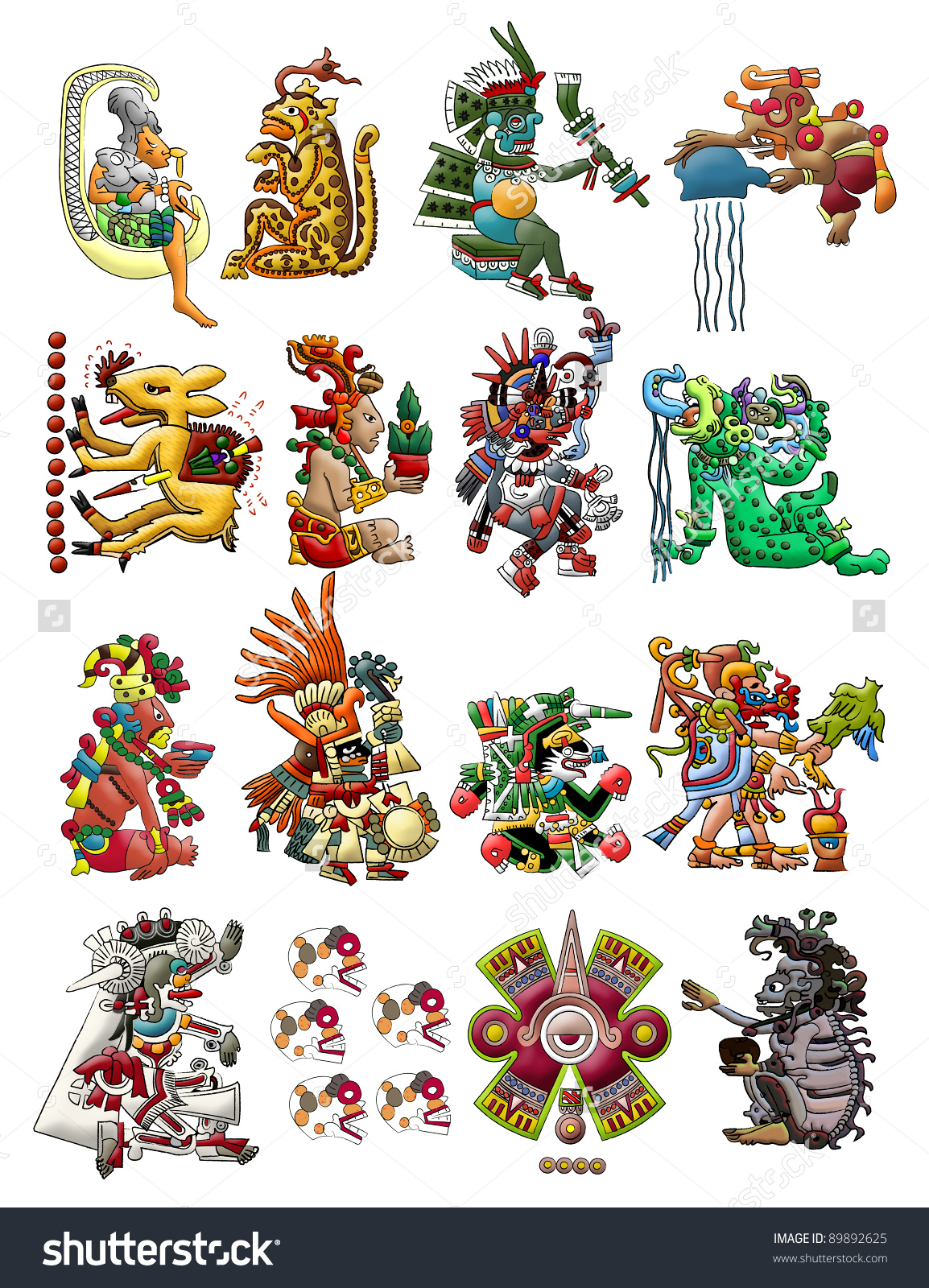 Set (Deity) clipart #20, Download drawings