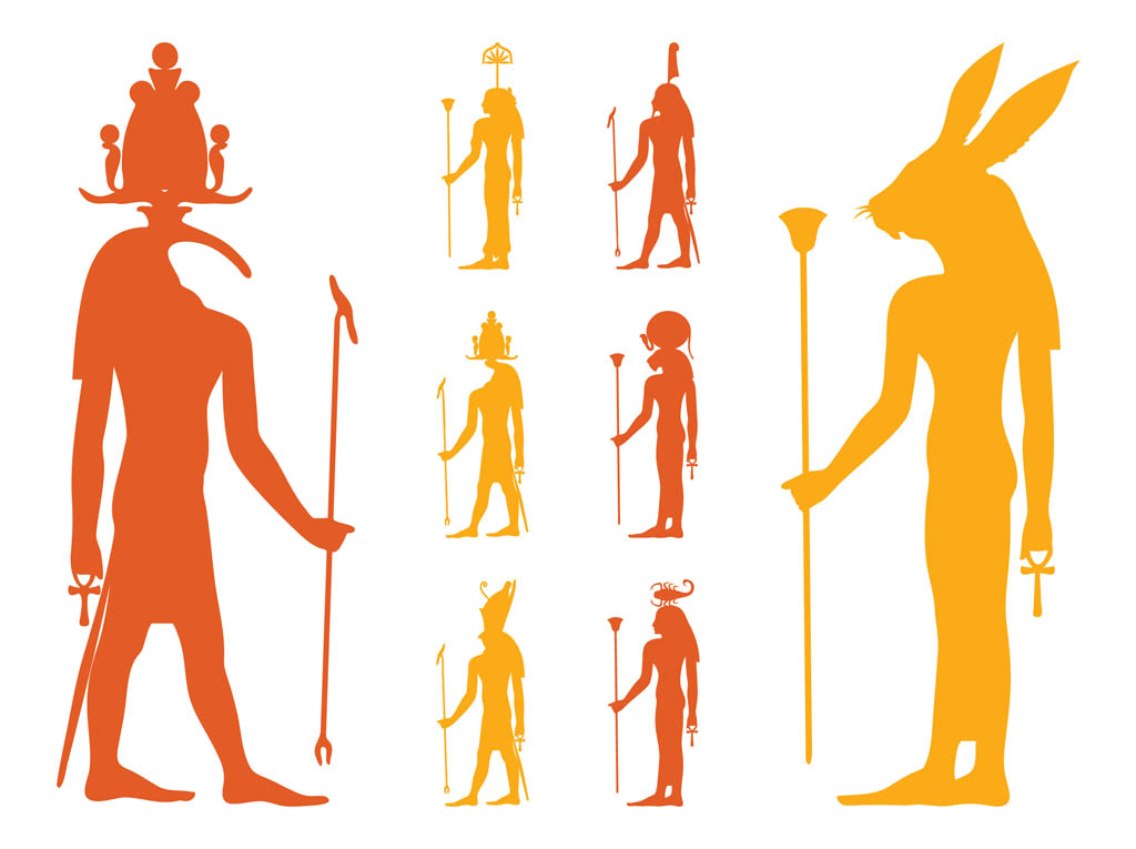 Set (Deity) clipart #3, Download drawings