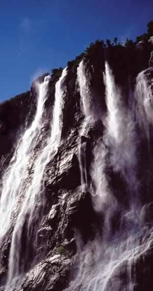 Seven Sisters Waterfall, Norway svg #6, Download drawings